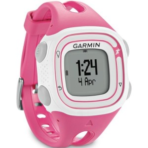 GARMIN FORERUNNER 10 FEMALE GPS WATCH