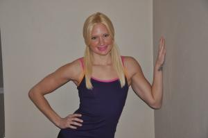 Kristin yoga